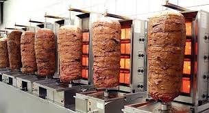 Kebab de Ternera congelado (Pieza de 10 o 15 Kg) Precio: 3.95 €/Kg
