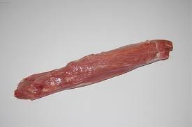 Solomillo de Cerdo Inyectado Congelado (Caja de 10 Kg) Precio: 4.95 €/Kg