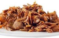 Kebab de Ternera loncheado Congelado    Precio 6.95 € kg