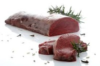 Lomo de Ciervo Congelado ( Liquidación)    Precio: 17.50 €/kg