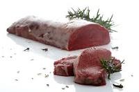 Lomo de Ciervo Congelado    Precio: 23,80 €/kg