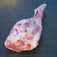 Pierna de cordero lechal congelada 500/600 gr         Precio: 8.95 €/KG