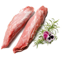 Solomillo Cerdo nacional Seco congelado         Precio:  4.80 €/kg