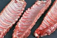 Tira costilla de Cerdo Congelada    Precio: 4,50 €